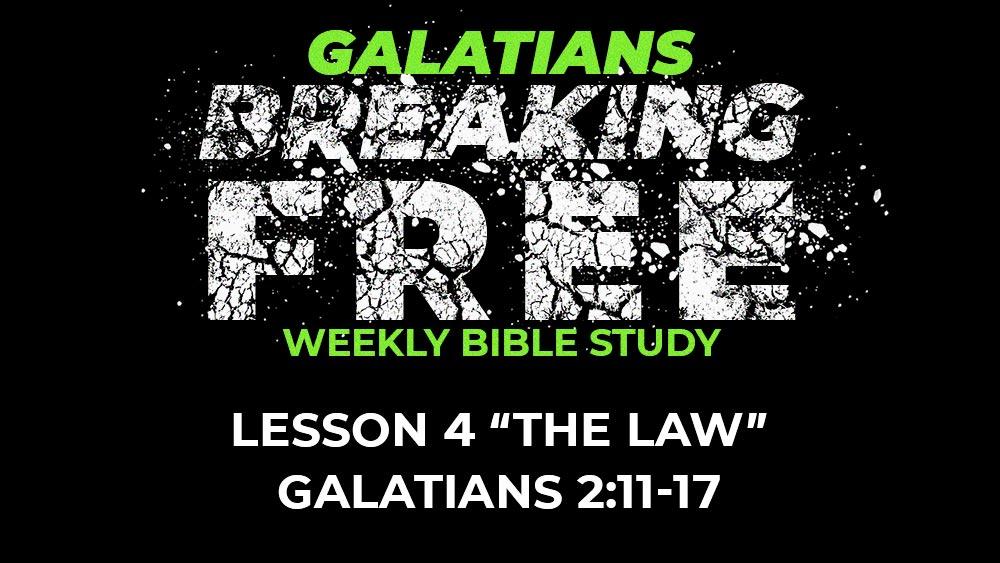 Galatians: Lesson 4 | 2:11-17