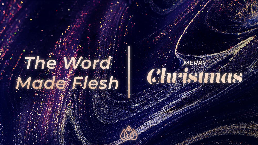 The Word Made Flesh Image
