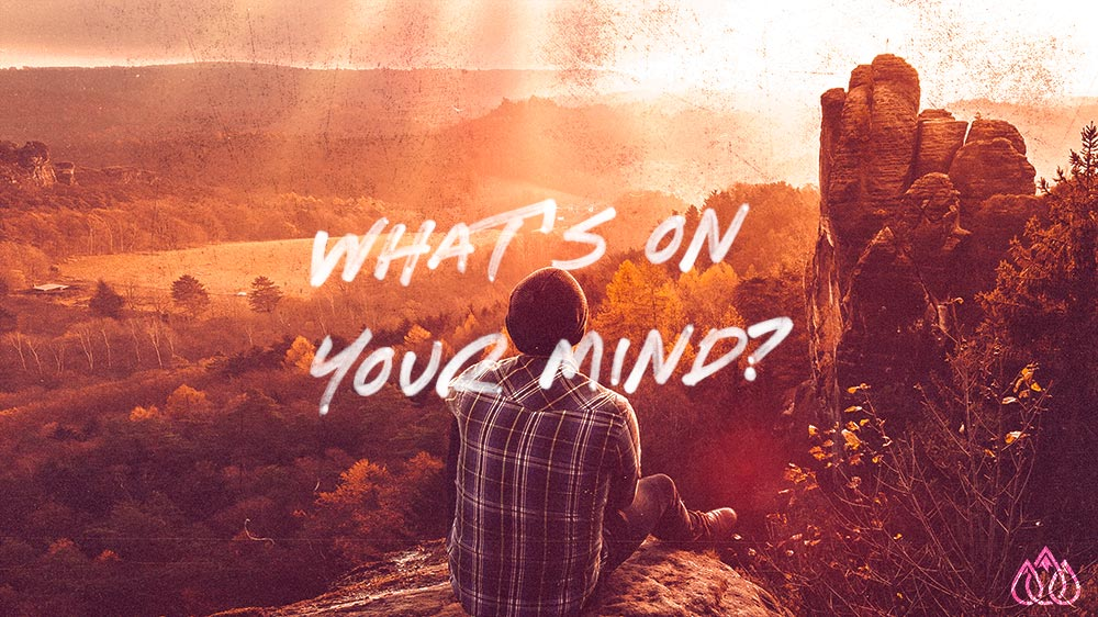 What's On Your Mind Image
