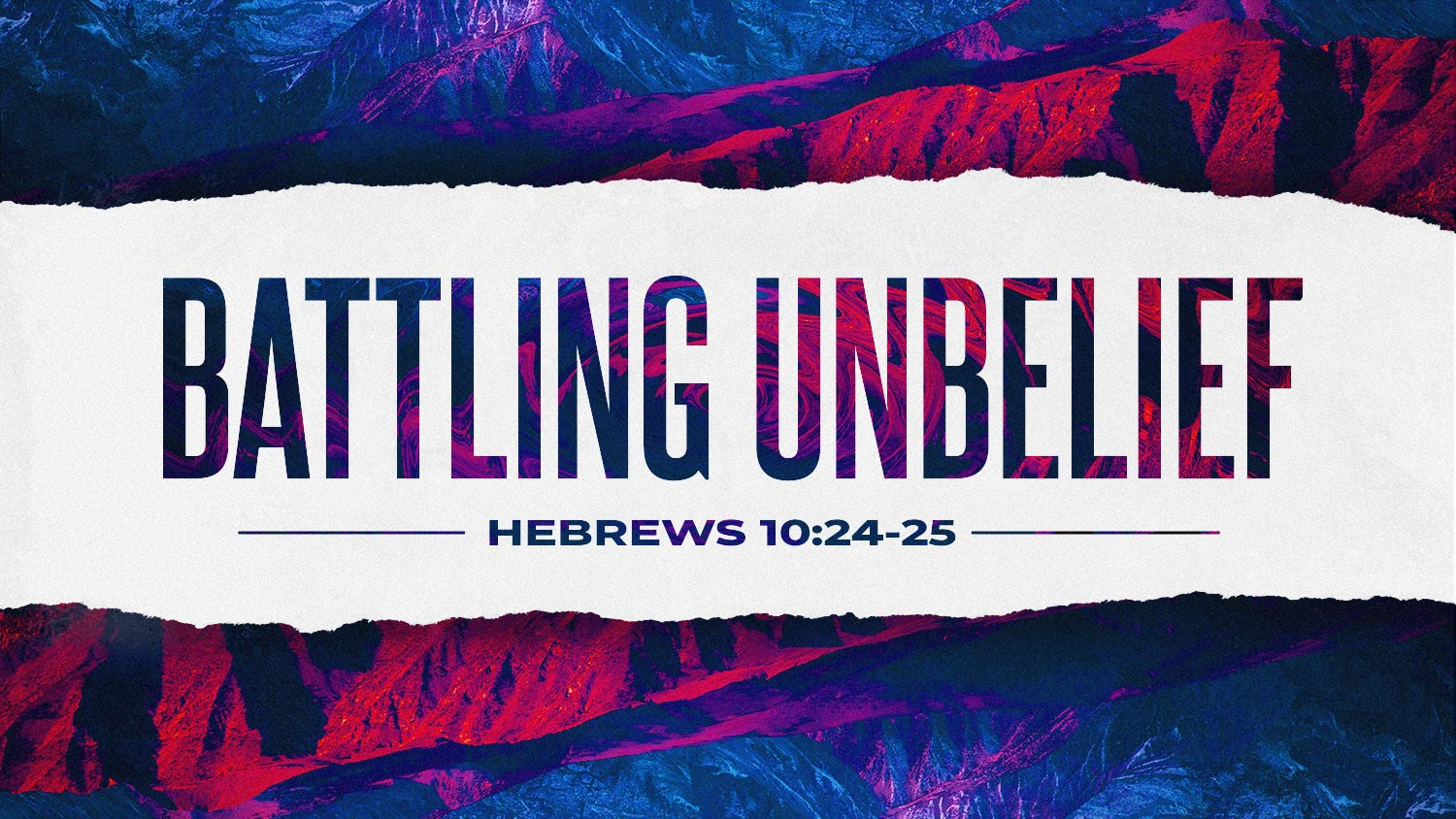 Battling Unbelief Image