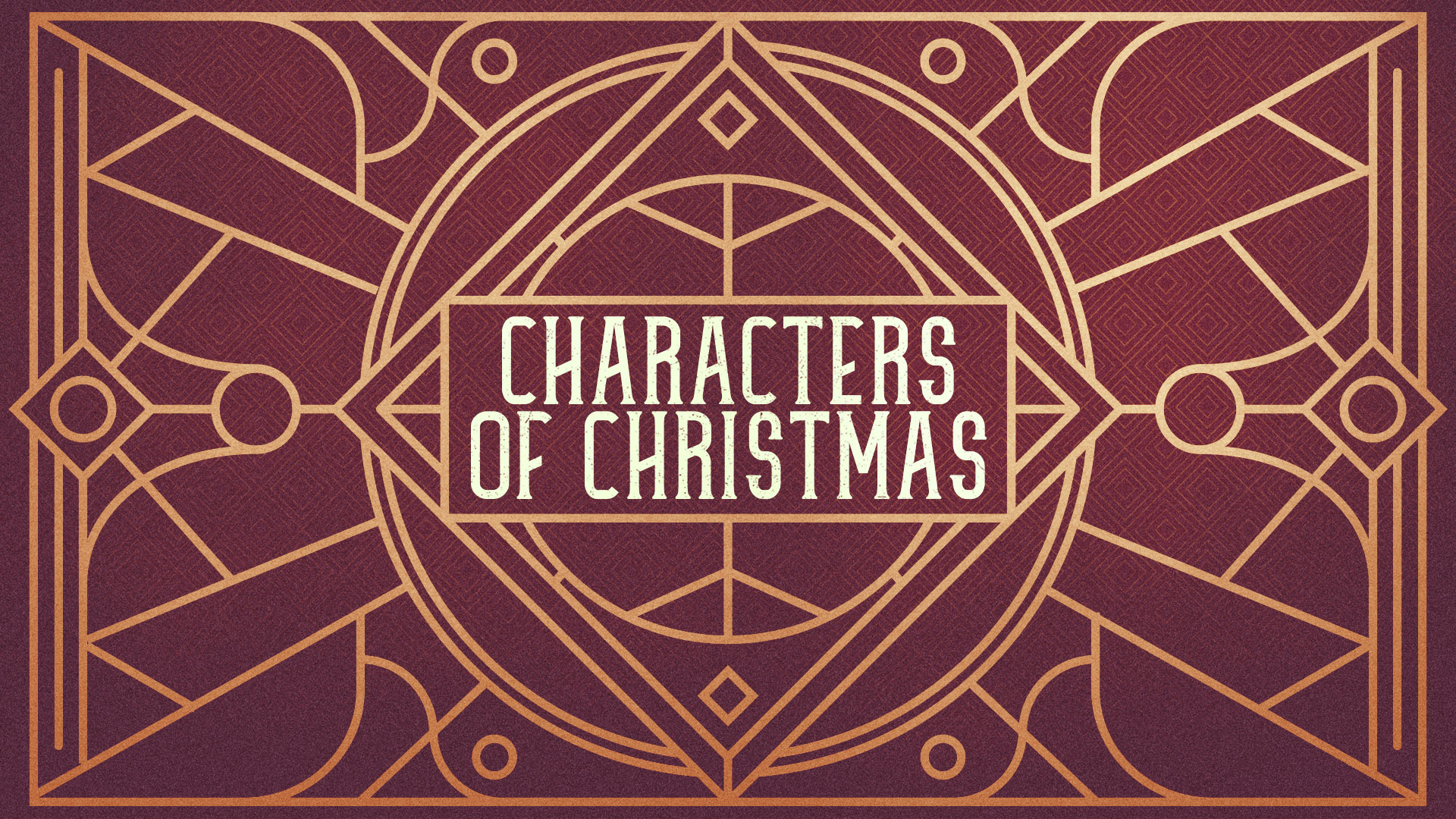 Characters of Christmas