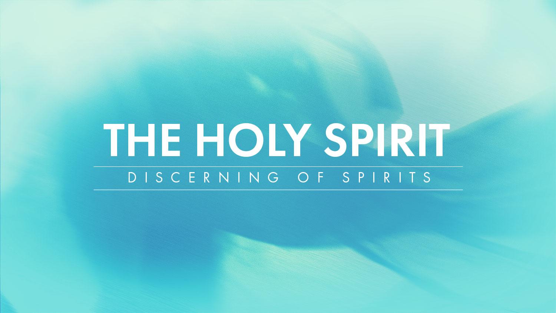 Holy Spirit: \