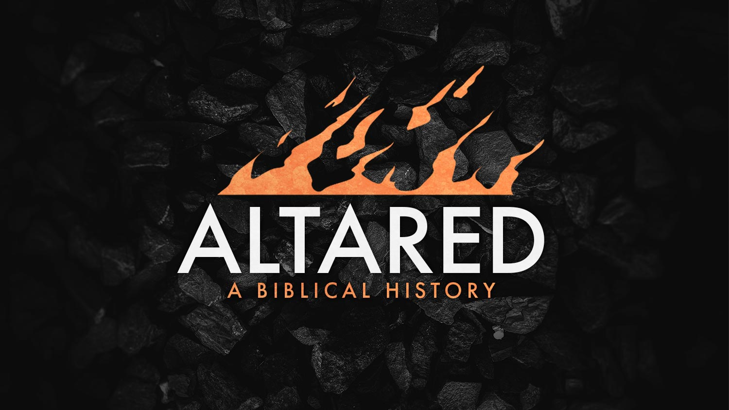 Altared: A Biblical History