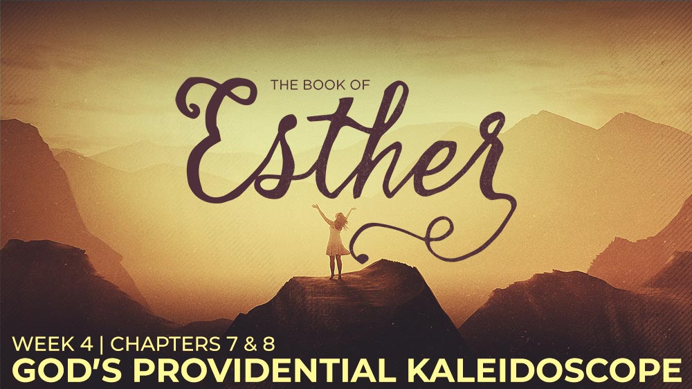 Esther: Week 4